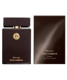 D&G THE ONE FOR MEN COLLECTOR'S EDITION