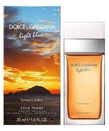 DOLCE & GABANNA LIGHT BLUE SUNSET IN SALINA