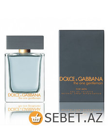 DOLCE & GABBANA THE ONE GENTELEMAN