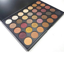 KeKe cosmetics 35 color eye shadow