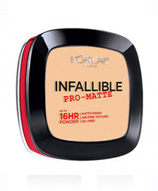 Naked 4 infallible pro matte powder