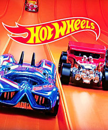 Hot Wheels Racing Car