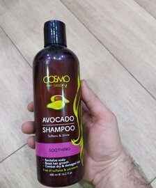 Avokado tərkibli Cosmo saç şampunu