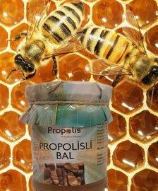 Propolisli Bal