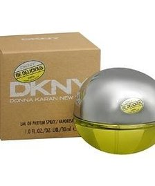 DKNY BEDELICIOUS 100% PURE NEW YORK