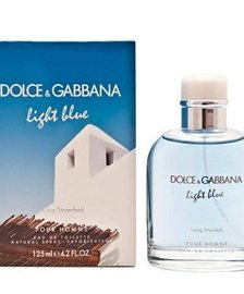 D&G LIGHT BLUE POUR HOMME LIVING STROMBOLI