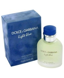 DOLCE & GABANA light blue